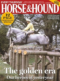 Horse And Hound forside