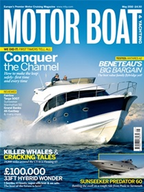 Motor Boat & Yachting forside
