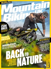 Mountain Biking UK forside