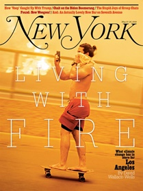New York Magazine forside