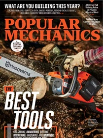 Popular Mechanics forside