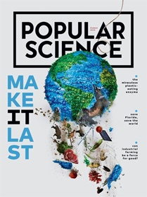 Popular Science forside