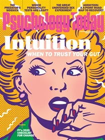 Psychology Today forside
