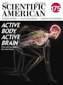 Scientific American forside