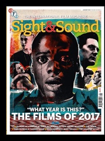 Sight and Sound forside