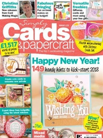Simply Cards & Papercraft forside