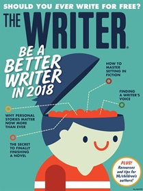 The Writer forside