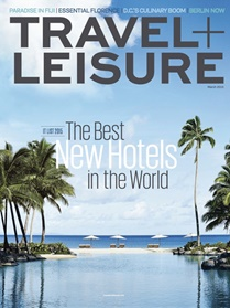 Travel & Leisure forside