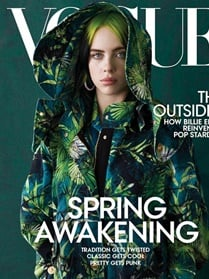 Vogue (US Edition) forside