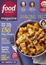 Food Network Magazine forside 2018 1