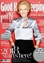 Good Housekeeping (UK Edition) forside 2018 1