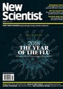 New Scientist (Print & digital) forside 2018 1