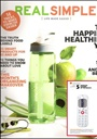 Real Simple forside 2013 10